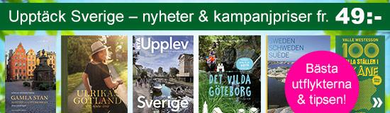Uppt�ck Sverige i sommar