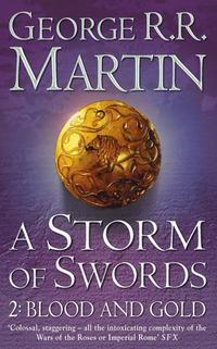 A Storm of Swords: Part 2 Blood and Gold (häftad)