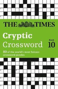 The Times Cryptic Crossword Book 10 (häftad)
