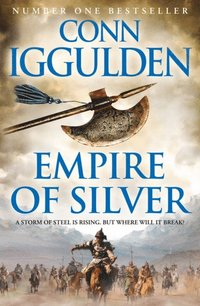 Empire of Silver (Conqueror, Book 4) (e-bok)
