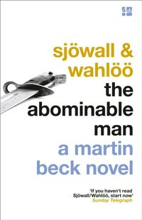 The Abominable Man (The Martin Beck series, Book 7)