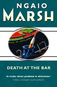 Death at the Bar (The Ngaio Marsh Collection) (e-bok)