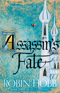 Assassin's Fate (Fitz and the Fool, Book 3) (e-bok)