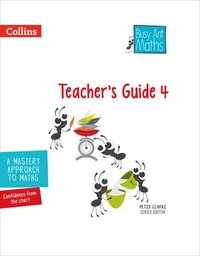 Busy Ant Maths - Year 4 Teacher's Guide