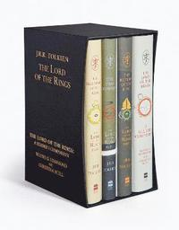 The Lord of the Rings Boxed Set (inbunden)