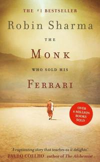 The Monk Who Sold his Ferrari (häftad)