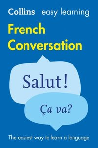 Easy Learning French Conversation (e-bok)
