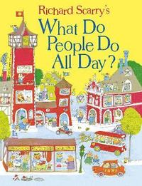 What Do People Do All Day? (inbunden)