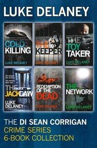 DI Sean Corrigan Crime Series: 6-Book Collection (e-bok)