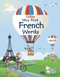 Collins Very First French Words (Collins Primary Dictionaries) (e-bok)
