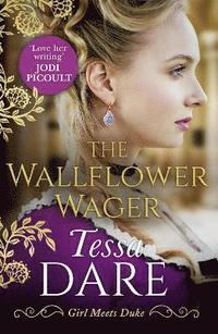The Wallflower Wager (häftad)