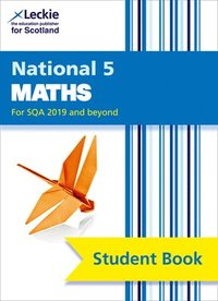 National 5 Maths Student Book (häftad)