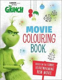 The Grinch: Movie Colouring Book (häftad)