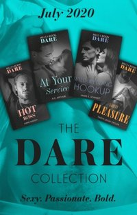 Dare Collection July 2020: Hot Boss / Wild Wedding Hookup / At Your Service / Guilty Pleasure (e-bok)