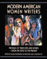 Modern American Women Writers (häftad)