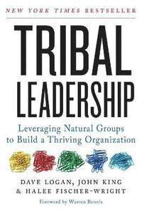 Tribal Leadership (häftad)