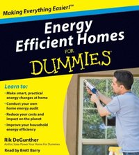 Energy Efficient Homes for Dummies (ljudbok)