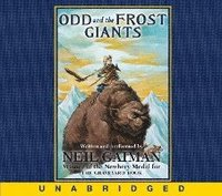Odd and the Frost Giants (cd-bok)