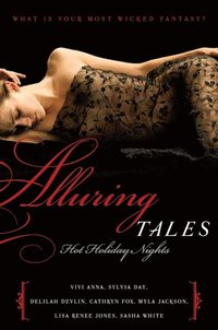 Alluring Tales: Hot Holiday Nights (e-bok)