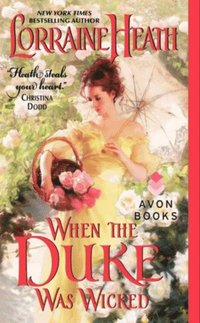 When the Duke Was Wicked (e-bok)