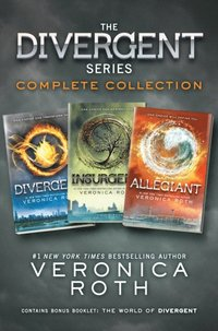 Divergent Series Complete Collection (e-bok)