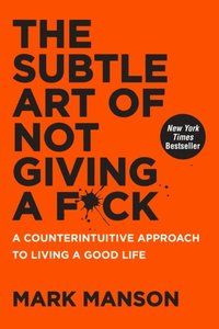 Subtle Art of Not Giving a F*ck (e-bok)