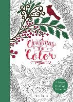 Christmas to Color: 10 Postcards, 15 Gift Tags, 10 Ornaments (häftad)