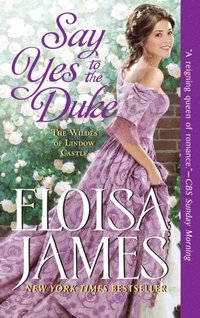 Say Yes to the Duke (e-bok)