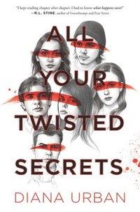 All Your Twisted Secrets (inbunden)