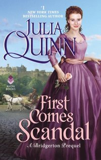First Comes Scandal (e-bok)