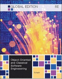 Object Oriented and Classical Software Engineering Global Edition 8th Edition (häftad)