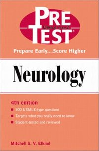 Neurology: PreTest Self-Assessment and Review (e-bok)