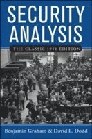 Security Analysis: The Classic 1951 Edition (inbunden)