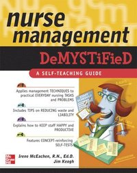 Nurse Management Demystified (häftad)