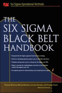 Six Sigma Black Belt Handbook (e-bok)