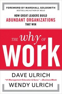 The Why of Work: How Great Leaders Build Abundant Organizations That Win (inbunden)