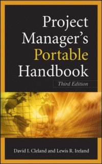 Project Managers Portable Handbook, Third Edition (e-bok)