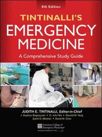 Tintinalli's Emergency Medicine: A Comprehensive Study Guide, 8th edition (inbunden)