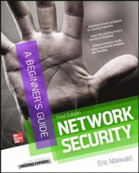 Network Security A Beginner's Guide, Third Edition (e-bok)
