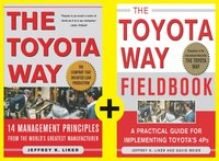 Toyota Way - Management Principles and Fieldbook (EBOOK BUNDLE) av Jeffrey  K Liker (E-bok)