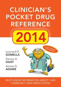 Clinicians Pocket Drug Reference 2014 (e-bok)