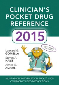 Clinicians Pocket Drug Reference 2015 (e-bok)