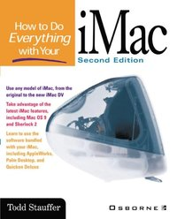 How to Do Everything with Your iMac (e-bok)