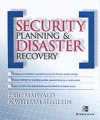 Security Planning and Disaster Recovery (e-bok)