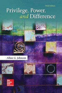 Privilege Power And Difference Allan Johnson H 228 Ftad