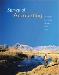 Survey of Accounting by Carl S. Warren (2014, Hardcover, 7th Edition)