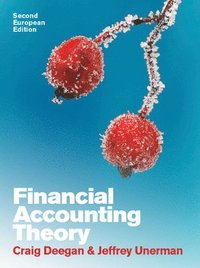 Financial Accounting Theory: European Edition (häftad)