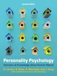 Personality Psychology: Domains of Knowledge About Human Nature (inbunden)