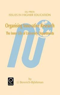 Organising Innovative Research (inbunden)