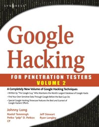 Google Hacking for Penetration Testers (e-bok)